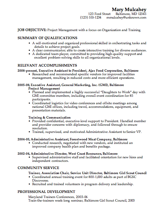 ideas for a differentiated resume   techi desicombination