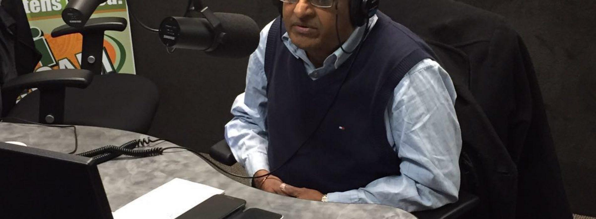 IIM Bangalore Professor R. Vaidyanathan on Techidesi