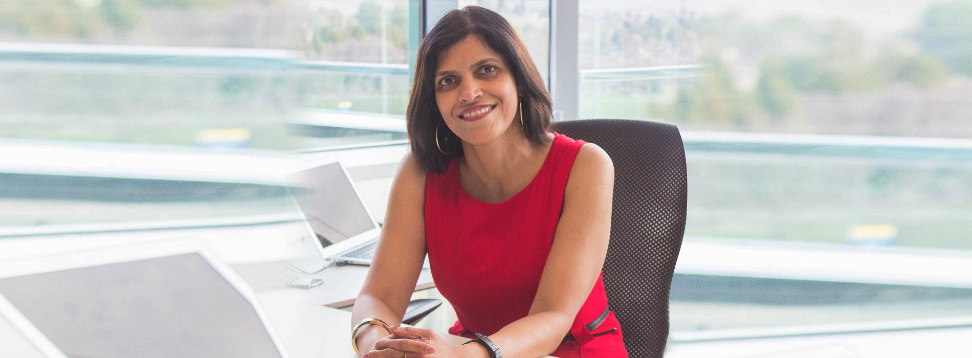 Listen to VP of Data Analytics & IOT, Beena Ammanath on Techidesi